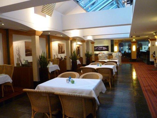 Hotel Innsbruck: todo muy prolijo