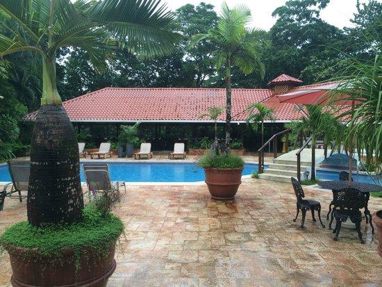Mawamba Lodge: Pool Area