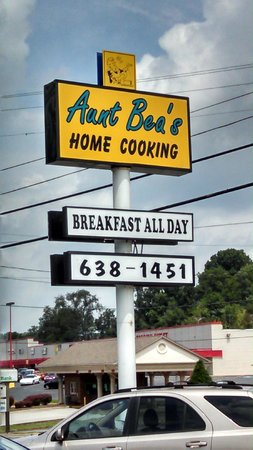 Aunt Bea's: Great Home Cooking!