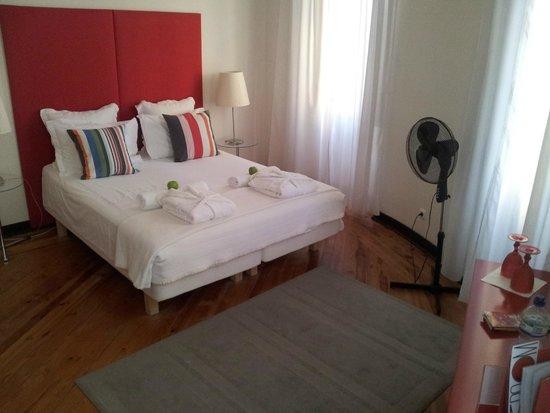 Lisbon Dreams Guest House: Room
