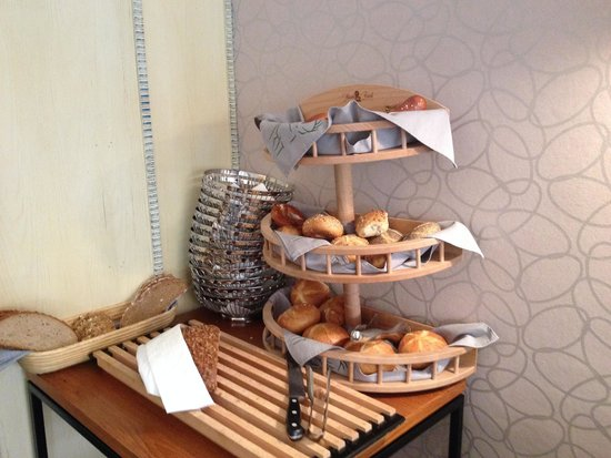 Bavaria Boutique Hotel : breakfast