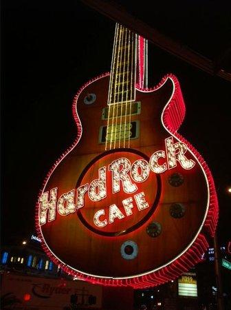 Hard Rock Hotel and Casino Las Vegas: Fachada do restaurante