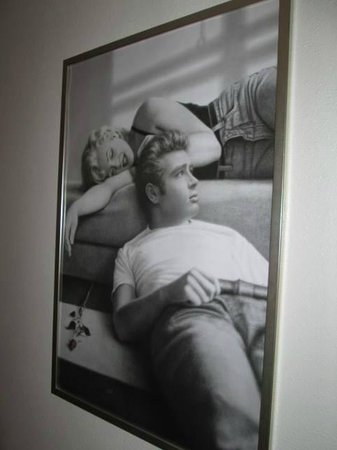 Desert Riviera Hotel: Marilyn Monroe!