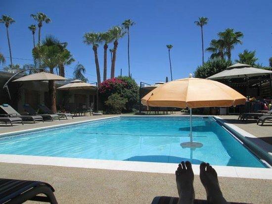 Desert Riviera Hotel: Paradise!