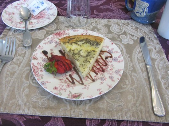 Victorian House : Delicious breakfast frittata