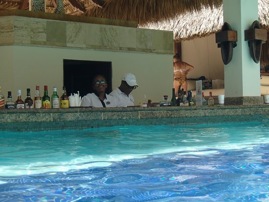 Paradisus Punta Cana: Royal Service Pool Bar