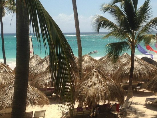 Paradisus Punta Cana : View from room