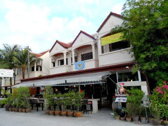 Kokosnuss Restaurant in Kamala