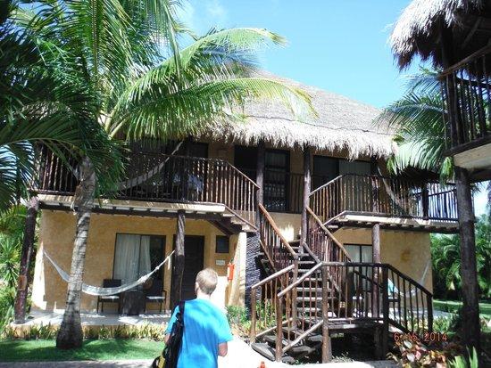 Allegro Cozumel: Our Hut