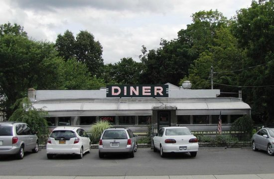 Historic Village Diner: A classic American Diner