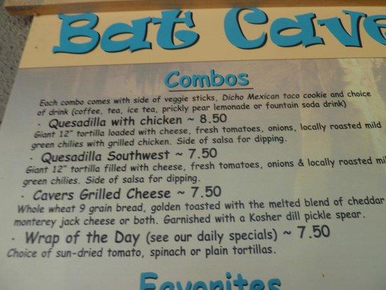 Bat Cave Cafe