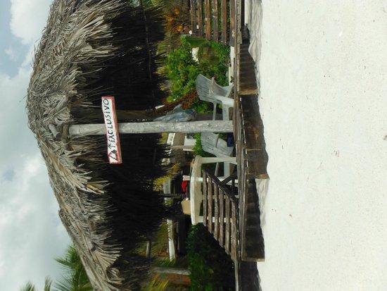 Casa Maya Holbox: Exclusivoooo