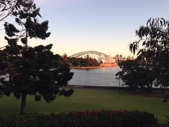 Royal Botanic Gardens : Awesome views