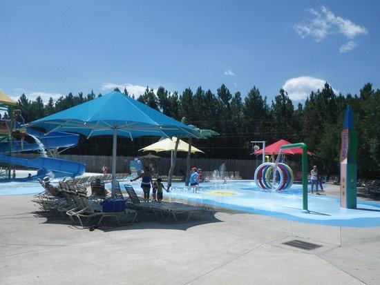 Wild Adventures Theme Park: Splash Island