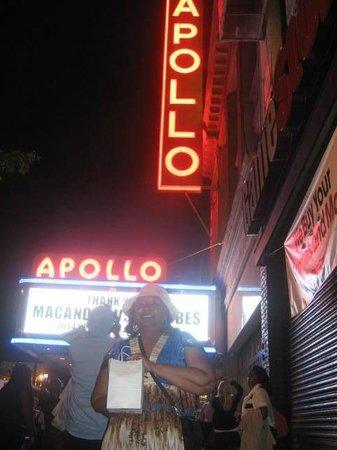 Apollo Theater: In Front of Apollo