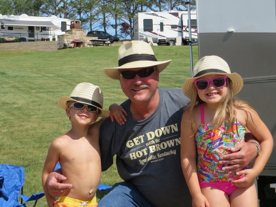 Anchor Down RV Resort: Havin a Great Time