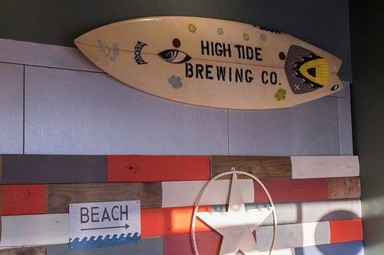 high tide brewing company