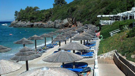 Adrina Beach: Adrina Hotel Beach