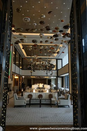 The Langham, Chicago: One of the hotel's restaurants