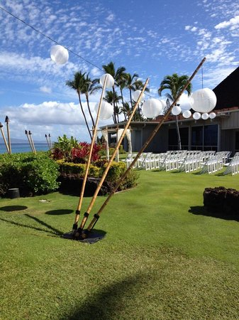Royal Lahaina Resort: 飯店