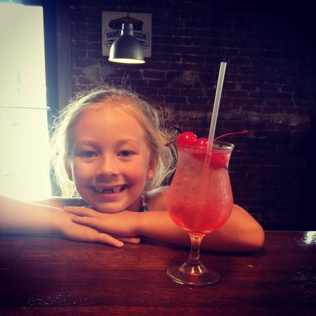 Traveler's Tales: Kiddy cocktails for kids! :)