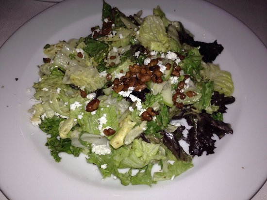 Ocean Prime : House Salad...one of the best I've ever had!
