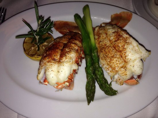 Ocean Prime: Twin lobster tails