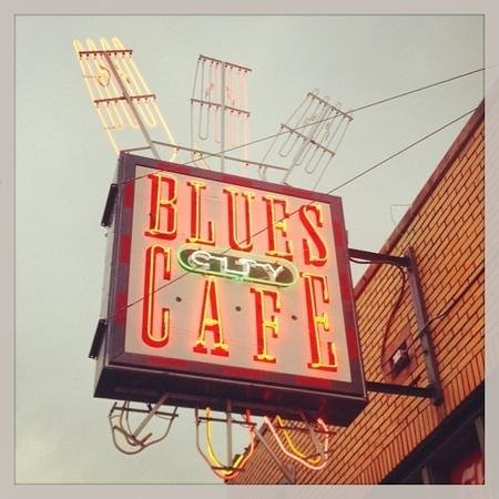 Blues City Cafe, Memphis TN