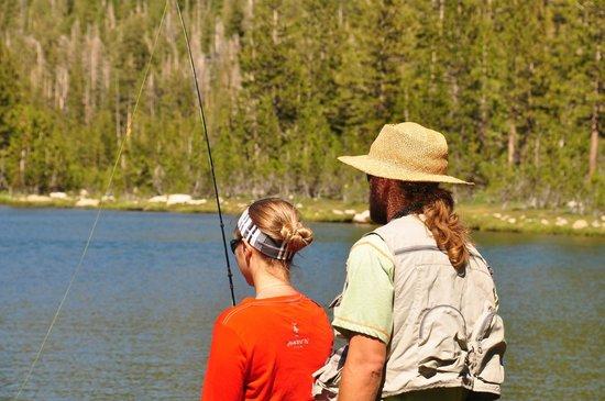 Yosemite Family Adventures: Quality time instructing