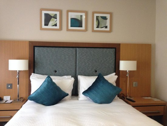 DoubleTree by Hilton Hotel London - Victoria: quarto duplo