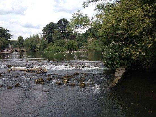 The Duke of York: Bakewell, not far down the road