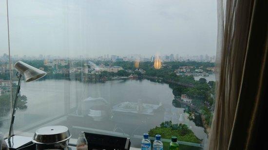 Pan Pacific Hanoi: Room View