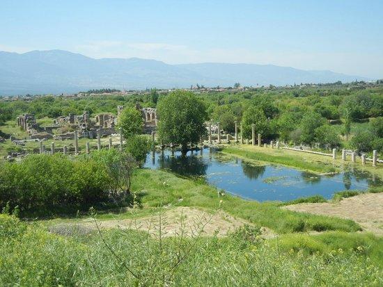 Aphrodisias : The Agora