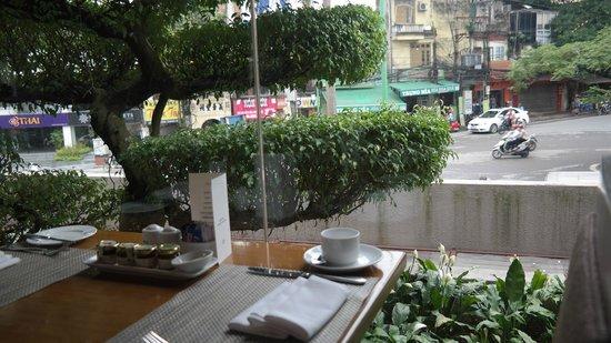 Pan Pacific Hanoi : Breakfast