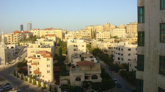 Days Inn Hotel Suites Amman: vista