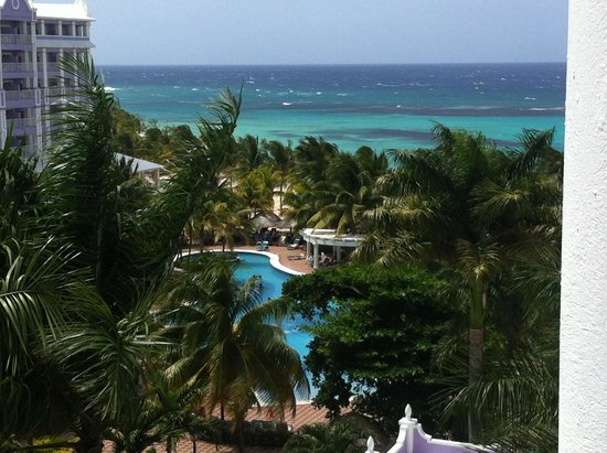 ClubHotel Riu Ocho Rios: The view from the room