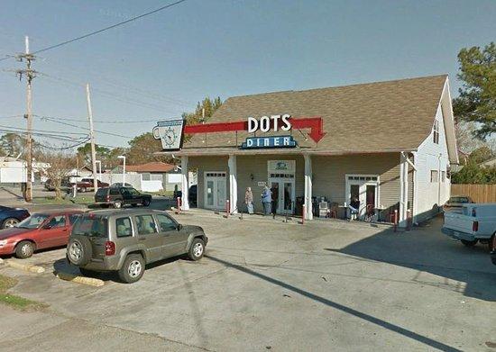 Dots Diner: Dot's Diner...Labarre Rd. & Jefferson Hwy.