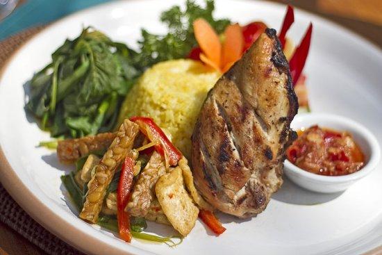 Alam Sari: Traditional Balinese Nasi Campur