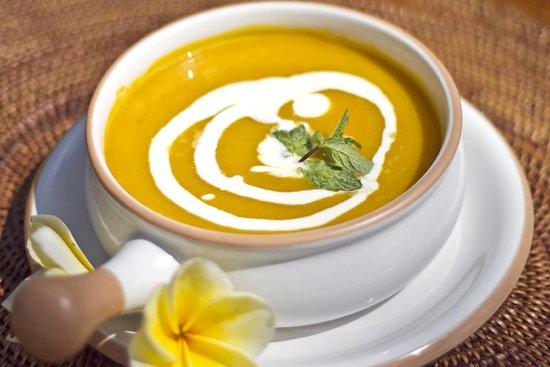 Alam Sari: Pumpkin Soup