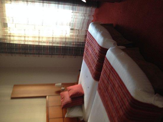 BEST WESTERN Hotel Roosevelt : quarto 2