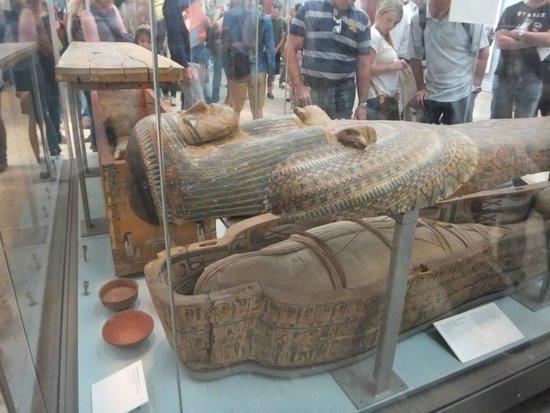 British Museum : mummy