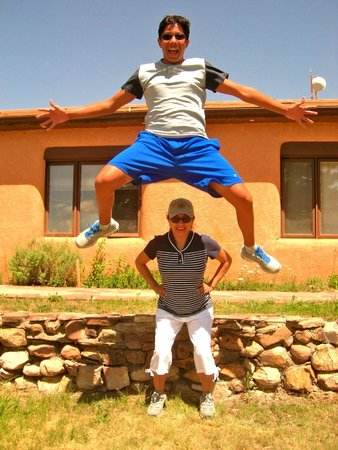 Ghost Ranch: Fun place