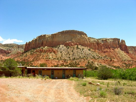Ghost Ranch: Beauty all around
