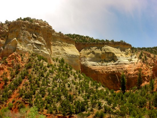 Ghost Ranch: Stunning colors