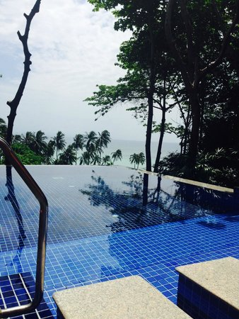 Phi Phi Island Village Beach Resort : PISCINA DO BANGALO