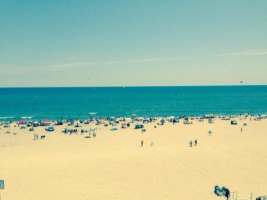 Beach Quarters Resort: View