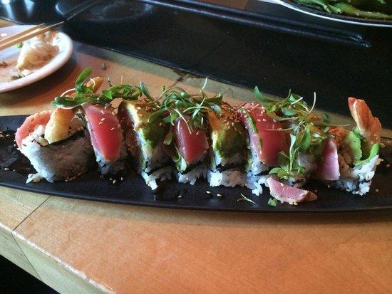 Cafe Japengo: Carne Asada Roll