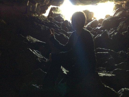 Lava River Cave: Lave River Cave