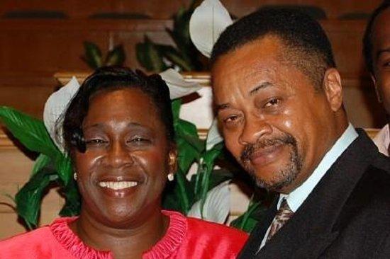 St. Francis Inn Bed and Breakfast: Mr. & Mrs Noble Lee & Lena Lester