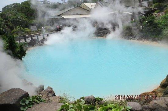 Hells of Beppu : Umijigoku